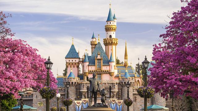 Disney-parc